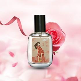 新品简域小众香水女士学生香水持久淡香少女留香清新淡