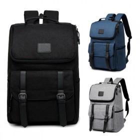 韩版背包男士包包时尚潮流学生书包电脑包牛津布双肩包