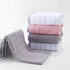 纯棉情侣擦脸毛巾家用不易掉毛柔软吸水成人洗脸巾家庭