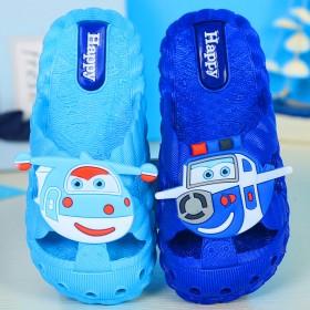 新款儿童凉拖鞋卡通女童男童防滑拖鞋