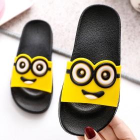 儿童拖鞋夏男女童亲子鞋一家三口厚底软底可爱卡通防滑