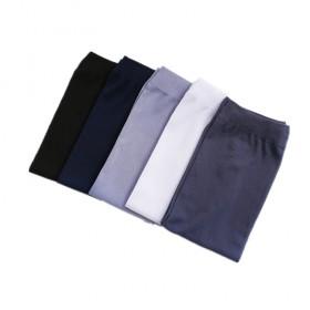 竹炭袜子男女夏季薄款中筒竹纤维长袜男袜秋季