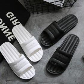 拖鞋女夏天居家拖鞋室内浴室防滑家居厚底情侣地板拖鞋
