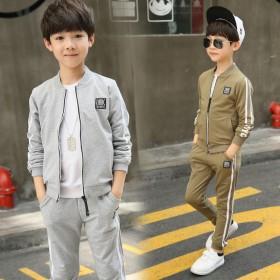 儿童运动套装两件套
