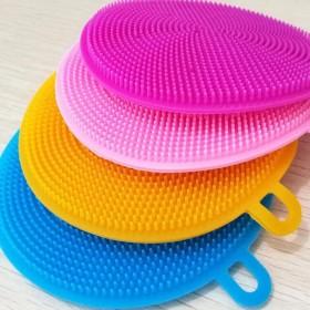 硅胶洗碗刷 厨房洗锅刷碗清洁抹布