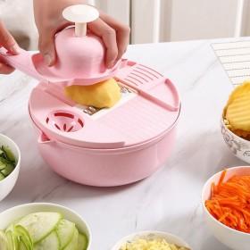 厨房用品多功能切菜器切菜神器切丝刨丝器擦丝器切片器