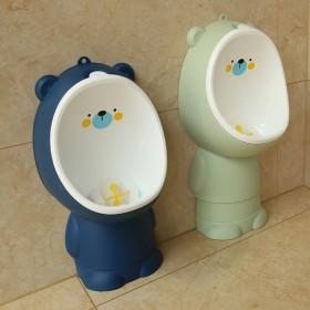 宝宝坐便器小孩男孩站立挂墙式小便池尿盆婴儿童尿壶马