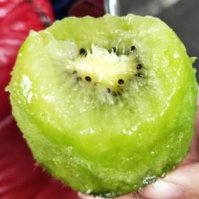 陕西绿心猕猴桃当季孕妇水果现货奇异果泥猕弥猴桃5斤