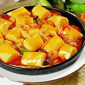 日本豆腐鸡蛋豆腐麻辣烫铁板烧嫩豆腐