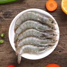 4斤进口大虾鲜活海鲜水产超大鲜虾速冻新鲜对虾青虾特