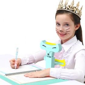 防近视坐姿矫正器防驼背小学生儿童纠正写字姿势矫正器