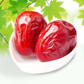 特级新疆和田大枣3斤长4至5厘米大枣