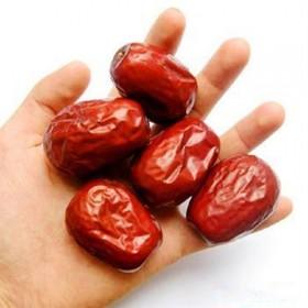 一级新疆和田大枣4斤长3至4厘米大枣