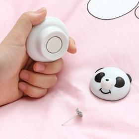 【25件套】熊猫被子固定器