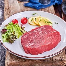2.6斤原肉整切澳洲菲力牛排套餐团购10片儿童单片