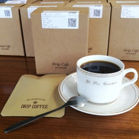 挂耳式滤泡咖啡炒焙咖啡粉袋装云南小粒咖啡粉