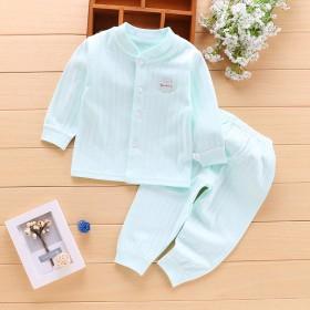 婴儿0-2岁纯棉内衣套装
