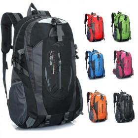 背包男士雙肩包旅行包戶外輕便旅游行李包休閑時尚