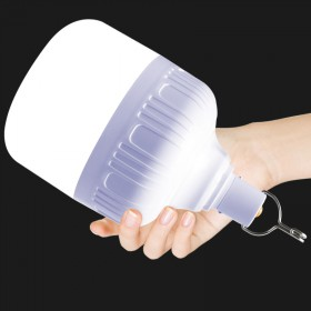 公蚁LED充电式无线移动照明灯泡