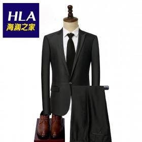 品牌剪标西装西服男装商务套装