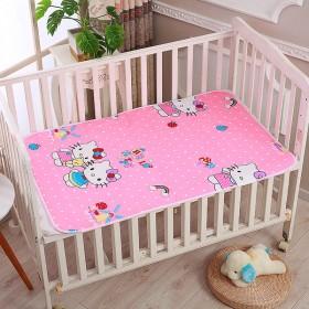 婴儿纯棉隔尿垫宝宝防水透气可洗棉儿童老人护理垫