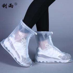 升级防滑耐磨加厚款防雨鞋套雨鞋套防水鞋套