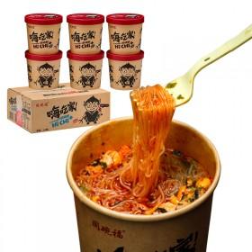 130g/6桶嗨吃家酸辣粉