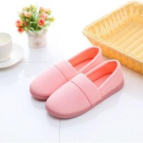 月子鞋孕产妇后包跟防滑春夏秋季薄款软底室内孕妇鞋