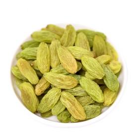 2斤新疆葡萄干绿宝石大颗粒独立小包装零食休闲食品