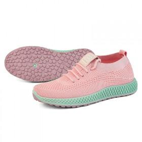 新款女鞋韩版百搭休闲鞋耐磨防滑透气单鞋学生鞋女妈妈