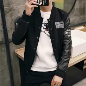 男士机能外套2019年新款秋季韩版潮流帅气春秋夹克