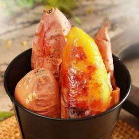 烤红薯专用烟薯25红心稀瓤地瓜红薯当季5斤香薯包邮