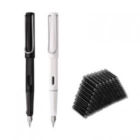【2支x50支墨囊】钢笔三年级学生练字