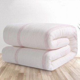 【9斤】手工棉花被子棉被芯垫被学生单人宿舍棉花被双