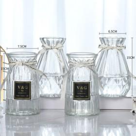 玻璃花瓶四件套!