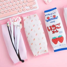 少女心笔袋女韩版创意网红ins文具盒