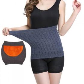 秋冬季透气暖肚加厚保暖护腰带男女冬季保暖宫护胃护子