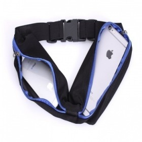 户外运动多功能休闲隐形贴身跑步手机腰包防泼水超轻骑