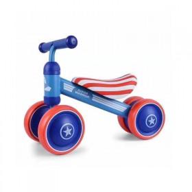 儿童手推扭扭车宝宝平衡车小孩滑滑车无脚踏自行车滑步