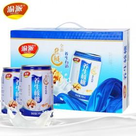 【8月新品】渝派养生核桃奶 早餐奶240ml×9罐