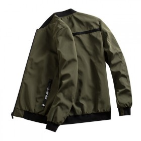 男士外套2019新款棒球衣服夹克韩版修身潮流短上衣