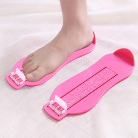 家用儿童量脚器 脚长测量尺宝宝买鞋量脚器