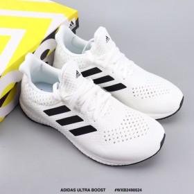阿迪达斯/Adidas boost爆米花跑步运动鞋