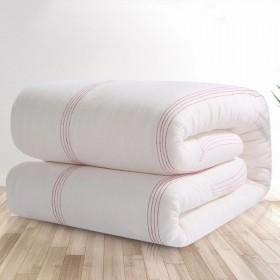 手工棉花被子棉被芯垫被学生单人宿舍被褥双人加厚保暖