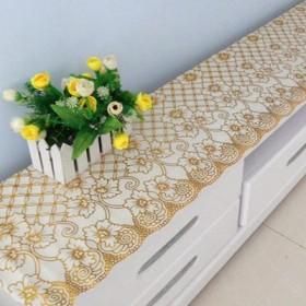 茶几桌布电视柜台布欧式客厅长方形餐桌垫防水鞋柜盖布