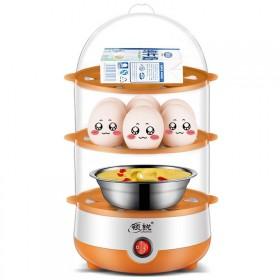 早餐领锐大容量煮蛋器 自动断电防干烧 迷你蒸鸡器
