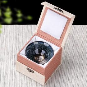 建盏茶杯【款式随机】不含礼盒