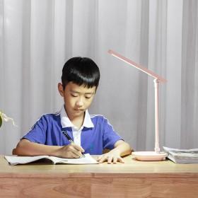usb充电可折叠多功能台灯三色学生宿舍读书写字台灯