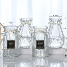 历史新低!玻璃花瓶四件套!