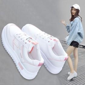 小白鞋女2019秋季百搭韩版学生女鞋子街拍板鞋休闲